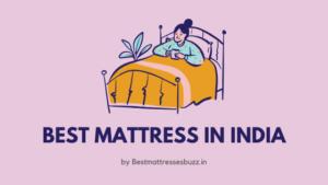 best mattress in India online