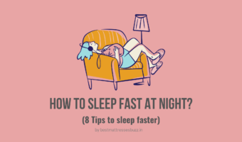 How to sleep fast at night